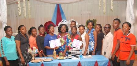 DSC_0700 LIVING A LIFE OF HONESTY  PAYS - Chief Mrs Ezinne Nwaebo