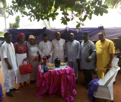 DSC_1150_2 CELEBRATION GALORE AS PROF P.C EGBON BURIES MUM