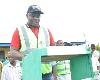 DSC_0028 IKA NORTH EAST CHAIRMAN INAUGURATES ENVIRONMENTAL MARSHALS
