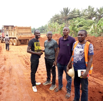 IMG_20180315_150359 DEIN PALACE/ OZA-NOGOGO ROAD PROJECT: INDIGENES APPRECIATE GOVERNOR OKOWA