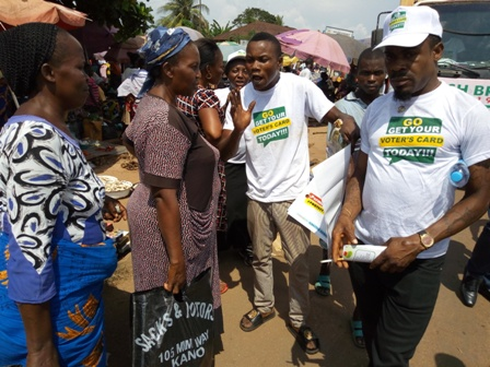 IMG_20180322_134549 SEBASTINE OKOH'S AMBASSADORS EMBARK ON 'GET YOUR VOTER'S CARD' RALLY IN IKA LAND