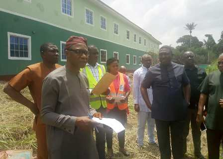 30629976_1788592571187006_6163555803820195840_n PRESIDENTIAL COMMITTEE ON FLOOD RELIEF HANDS OVER IDP CAMP