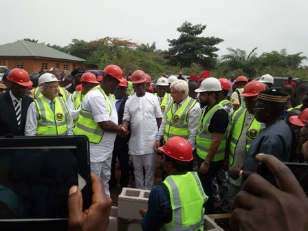 Hon.-Prince-Ned-Nwoko-3rd-from-left-in-a-group-photogragh-with-some-dignitries-at-the-ceremony GOVERNOR OKOWA LAYS FOUNDATION STONE FOR STARS UNIVERSITY