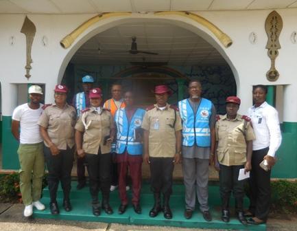 DSCN4457 FRSC UNIT COMMANDER VISITS DEIN OF AGBOR, BEGS FOR GOVERNMENT'S ASSISTANCE