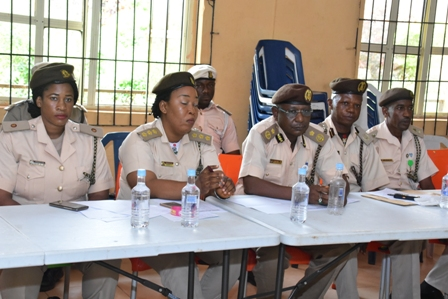 immigration-officers-at-the-event ONU IKA CHAMPIONS FIGHT AGAINST ILLEGAL MIGRATION/HUMAN TRAFFICKING