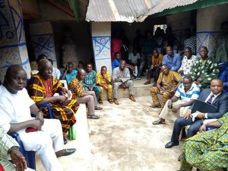 ABAVO ABAVO COMMUNITY GIVES OIL COMPANY TWO WEEKS ULTIMATUM