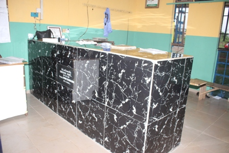 IMG_5715 AGBOR POLICE DIVISIONAL HEADQUARTERS WEARS NEW LOOK