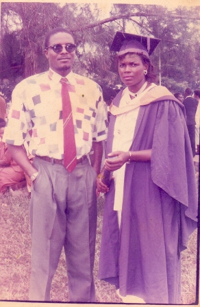 SCAN0006 MY MOTHER SACRIFICED HER BED FOR MY EDUCATION -Dr. Mrs Tibi
