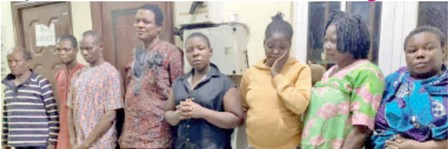 Front-I-2 BABY FACTORY: I WAS NOT ARRESTED BY THE POLICE – Ogini