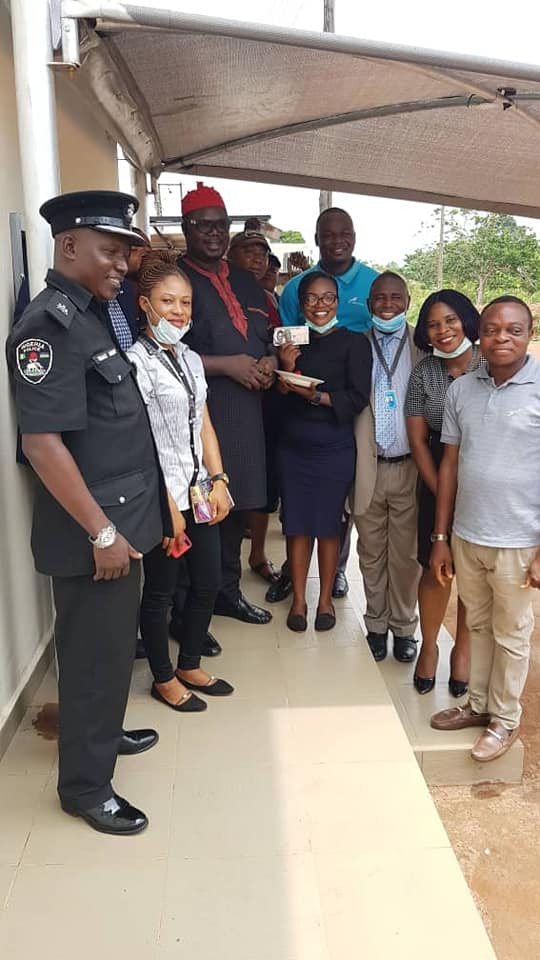 ATM-Pix2 COMMISSIONING OF DUAL DEVELOPMENT PROJECT AT IGBODO
