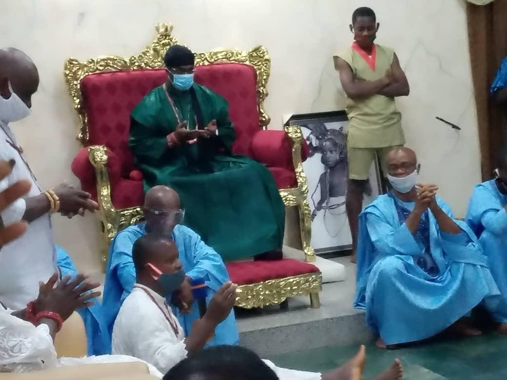 IMG-20200704-WA0023 AGBOR KINGDOM, BLESSED - Solomon Funkekeme