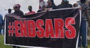#ENDSARS CAMPAIGN