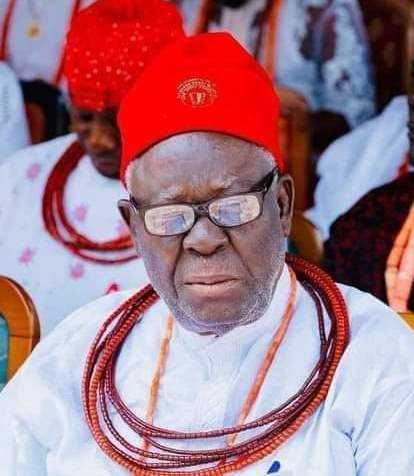 FB_IMG_1611853002240 BABA FIRE CONDOLES WITH OKOWA OVER FATHER'S DEATH