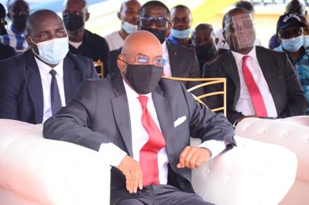 DSC_9130 WE ARE VERY PROUD OF JIM OVIA, Says Governor Okowa